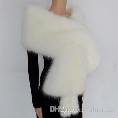 Elegant Faux Fur Bridal Wraps multicolor Wedding Bridal Wrap Women Shawl For Special Occasion Wedding Shawl Free Size for Winter #W001