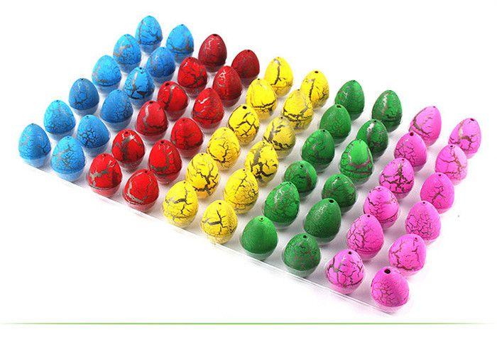 풍선 매직 부화 공룡 물 성장 디노 계란 어린이 키즈 장난감 3 스타일 무료 배송