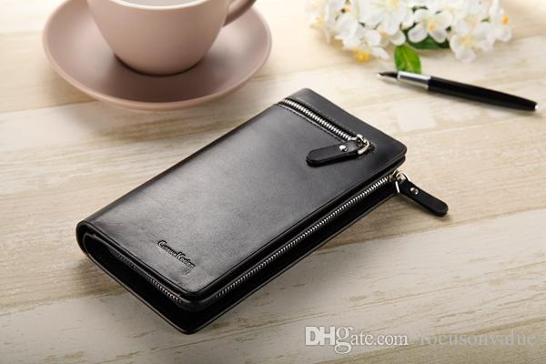 Leather Wallet camera Full HD 1080P Men's purse DVR pinhole camera video recorder Remote control Men's handbag mini camcorder bag DVR