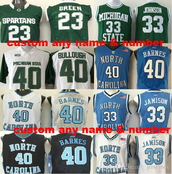 2018 Customized Michigan State Spartans jerseys Custom North Carolina Tar  Heels Jerseys Men Women Youth Kids Rugby Jerseys Any Name   Number From  Jerseysok 91e41f135