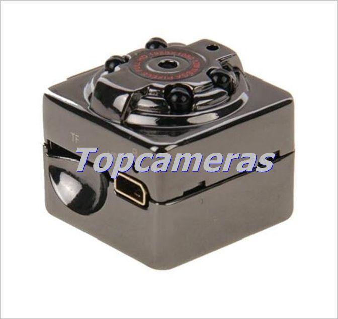 2016 HD 1080 P 720 P Mini Câmera de Vídeo Digital SQ8 DV Gravador de Vídeo de Voz de Visão Noturna Infravermelha Digital Pequena Cam Camcorder