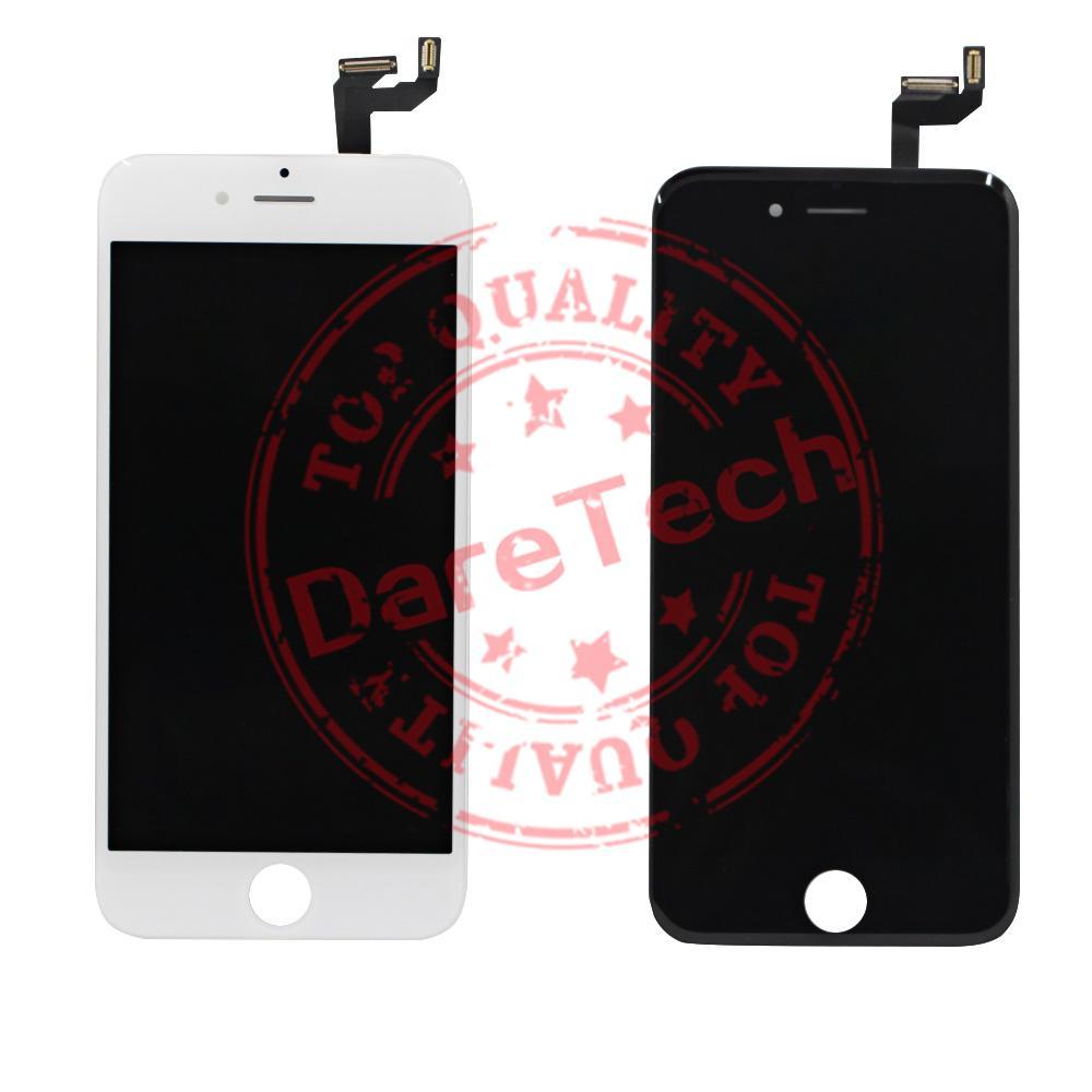 Pour LCD blanc noir $ écran tactile Digitizer écran complet avec cadre de remplacement complet pour iPhone Assemblée 6S iphone 6s, plus