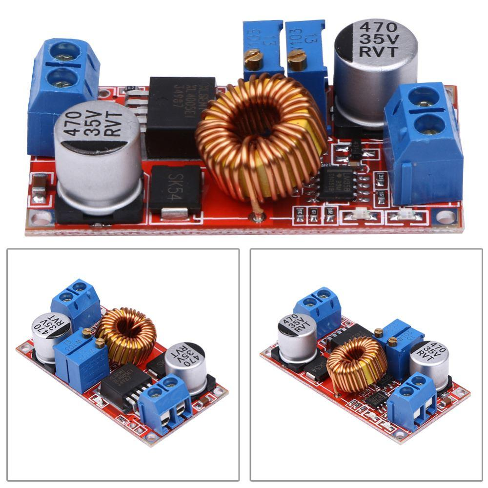 5a Constant Current And Voltage Led Driver Battery Charging This Circuit Can Be Adjusted To Module Non Isolated Latest Electronic Gadgets Online