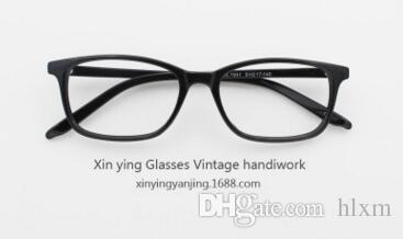 14b02299b4 Sheet Glass Frame Frame Mirror Retro Male Money for Women Myopia ...