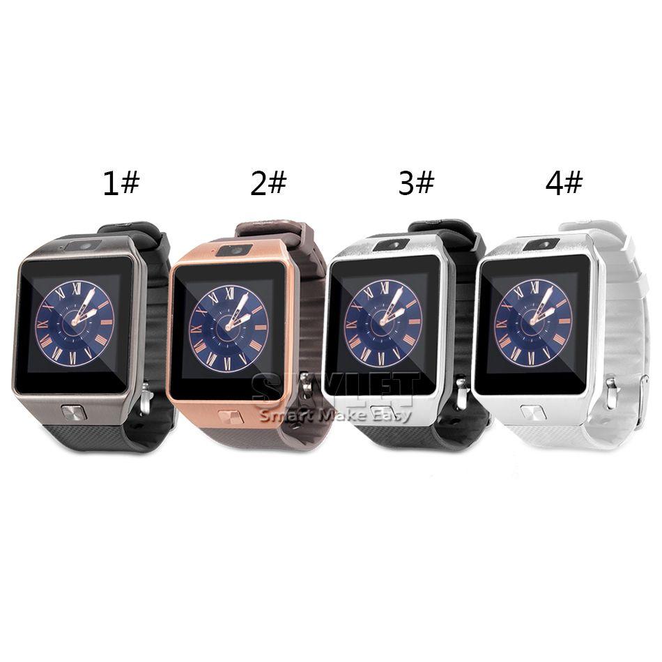 DZ09 Smart Watch Dz09 Watches Wristband Android Watch Smart SIM Intelligent Mobile Phone Sleep State Smart watch Retail Package