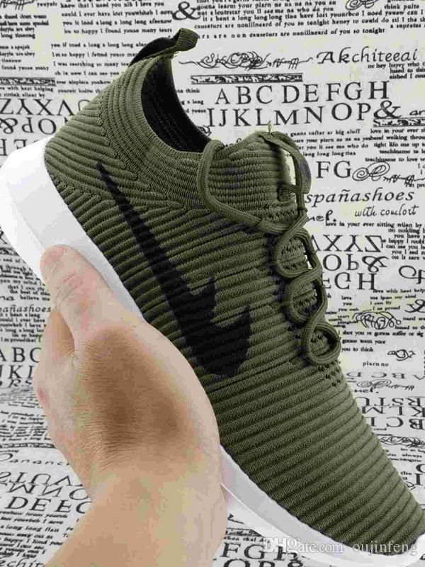 2017 Yeni Erkekler Kadınlar Için Londra Olimpiyat Koşu Ayakkabıları Spor Londra Olimpiyat Ayakkabı Kadın Erkek Eğitmenler Sneakers Koşu 5.5-8