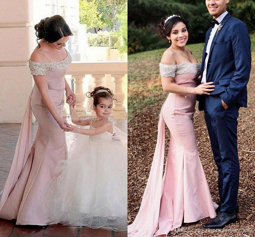 Diy off shoulder mermaid bridesmaid dresses 2017 cheap formal diy off shoulder mermaid bridesmaid dresses 2017 cheap formal wedding party dresses satin chiffon long champagne prom dresses evening gowns dark red ombrellifo Images