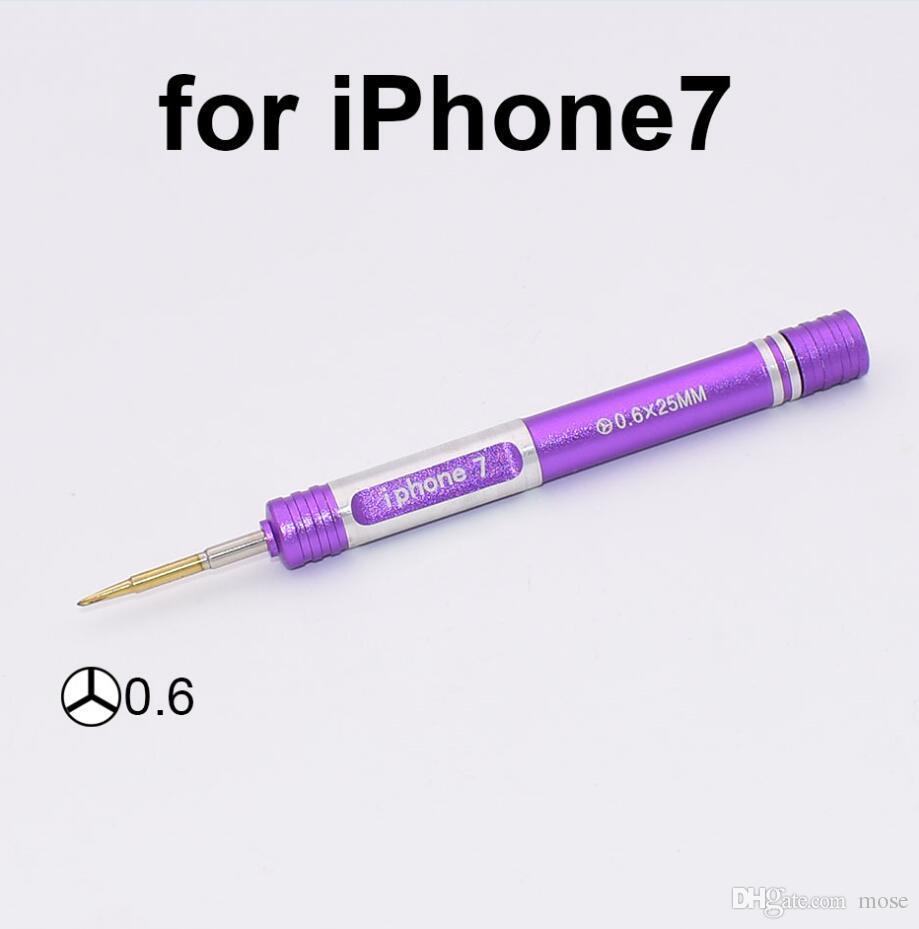 Iphone D 25mm Tournevis Aluminium En 0 S2 De Lot Pour Plus Réparation 6 7 Poignée 400pcs Y Triwing Clé Acier X Alliage WQrECxedBo