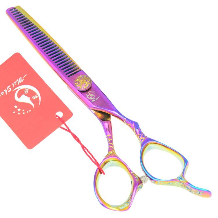 6,0 Zoll Meisha Neue Haar Effilierscheren Professionelle Friseurscheren JP440C Friseur Salon Schere Haar Schneidwerkzeug, HA0227