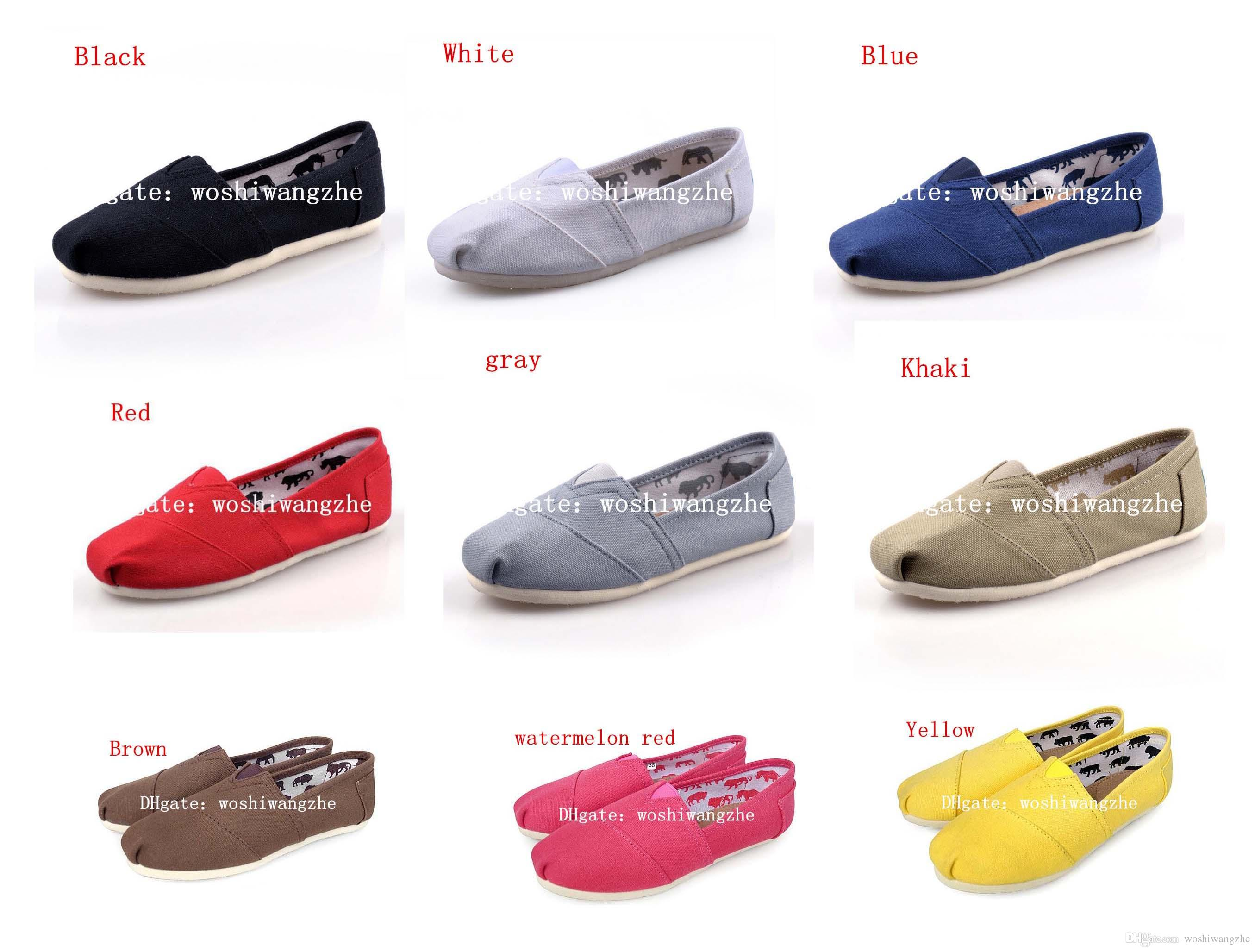 d02a3315cca New Unisex Classic Brand Fashion Women Flats Shoes Sneakers Women And Men  Canvas Shoes Loafers Casual Shoes Espadrilles Size 35 45l Dress Shoes Wedge  Shoes ...