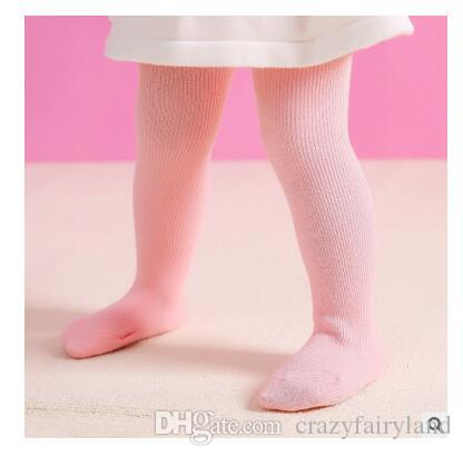 c5815114cb Leggings Baby Girl Tights Newborn Clothes Winter Thick Warm Cotton Infant  Solid Pantyhose Leg Warmers Stockings Christmas Gifts Baby Clothes Baby Girl  ...