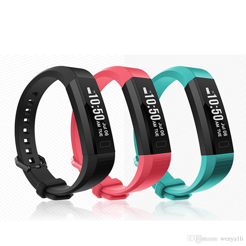 band wristband bracelet heart waterproof wearable watches smart pp rate fitness tracker deviceswatch