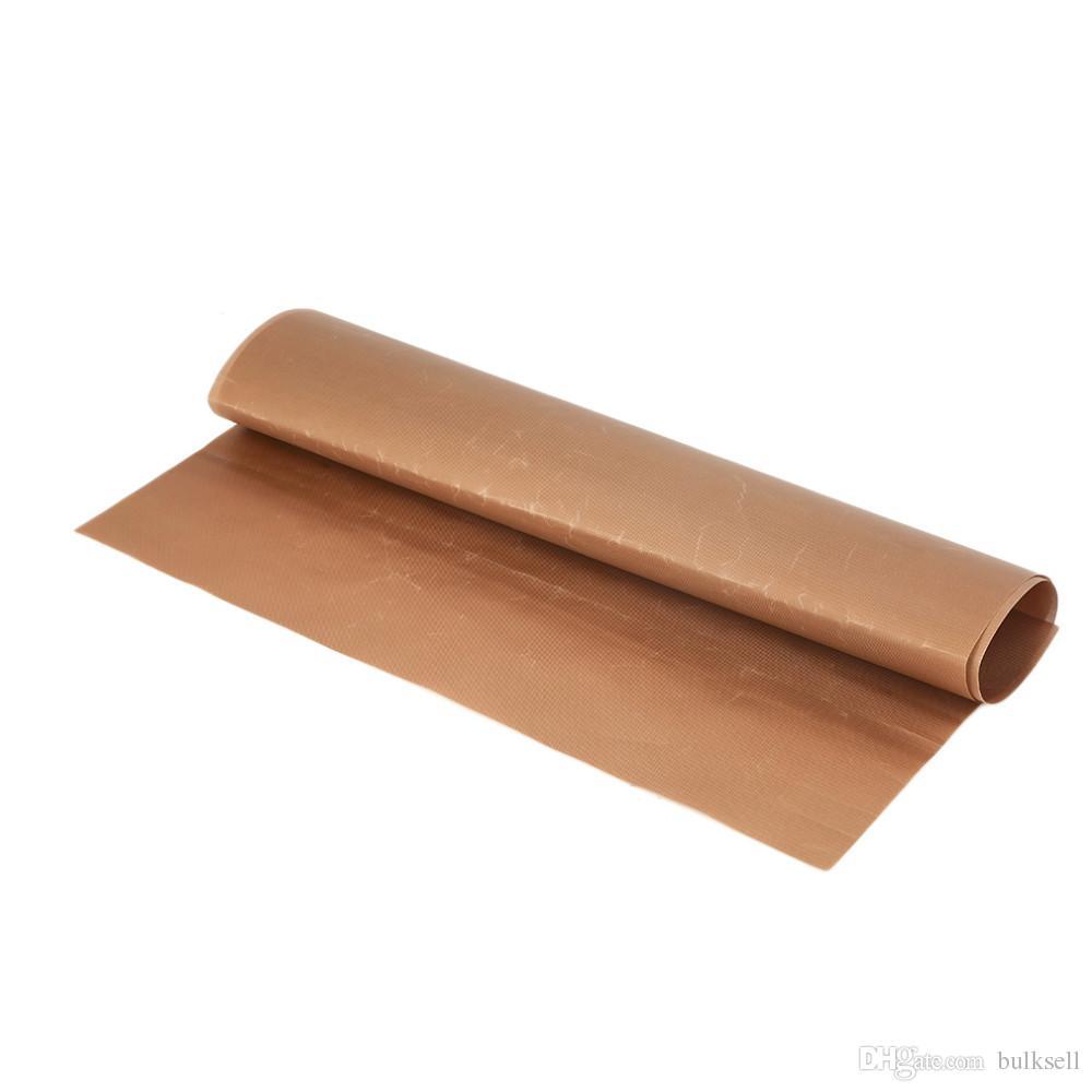 33 * 40 cm populaire nouveau four résistant à la chaleur cuisson antiadhésive linoléum imperméable 40 * 60 cm papier tampon