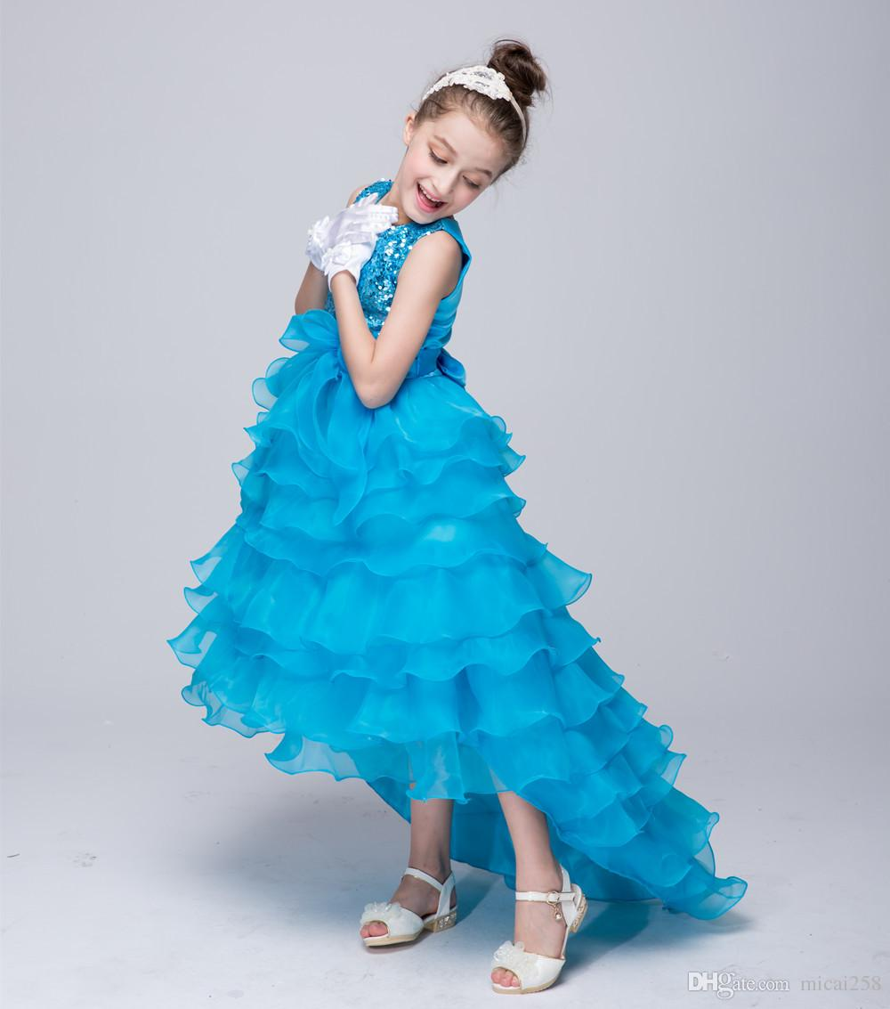 Children\'S Clothing Wedding Dress For Kids Party Dress Cosutme For ...