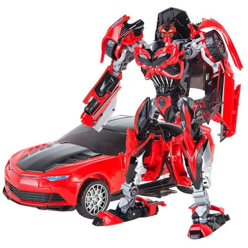 Model Toys For Boys : Transformer toys for boys educational toy robot