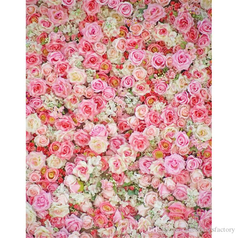 2018 5x7ft vinyl photography backdrops 3 d pink white flowers 2018 5x7ft vinyl photography backdrops 3 d pink white flowers romantic wedding valentines day backdrop child studio backgrounds from backdropsfactory mightylinksfo