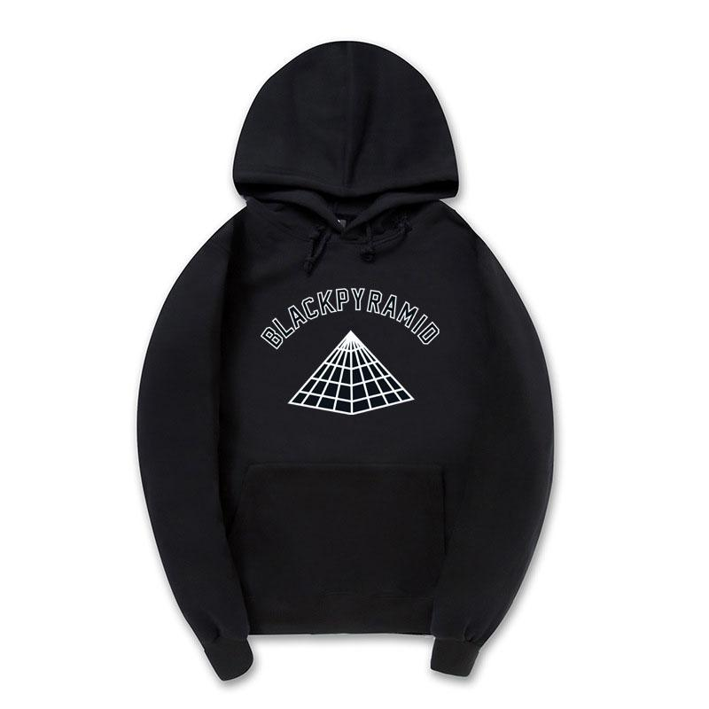 faa72dfa1d15 2019 Wholesale New MEN AND Women Hoodies Black Pyramid Sweatshirts Hip Hop  Streetwear Brand Clothing Hooded Hooded Sportswear From Red2015
