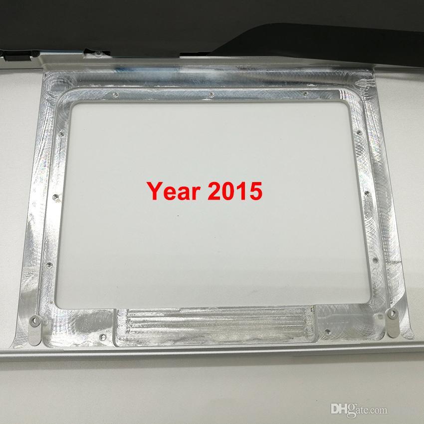 "Genuine New UK Standard Laptop Top Case Keyboard Topcase Palmrest For Macbook Pro 15"" A1398 Retina 2015"