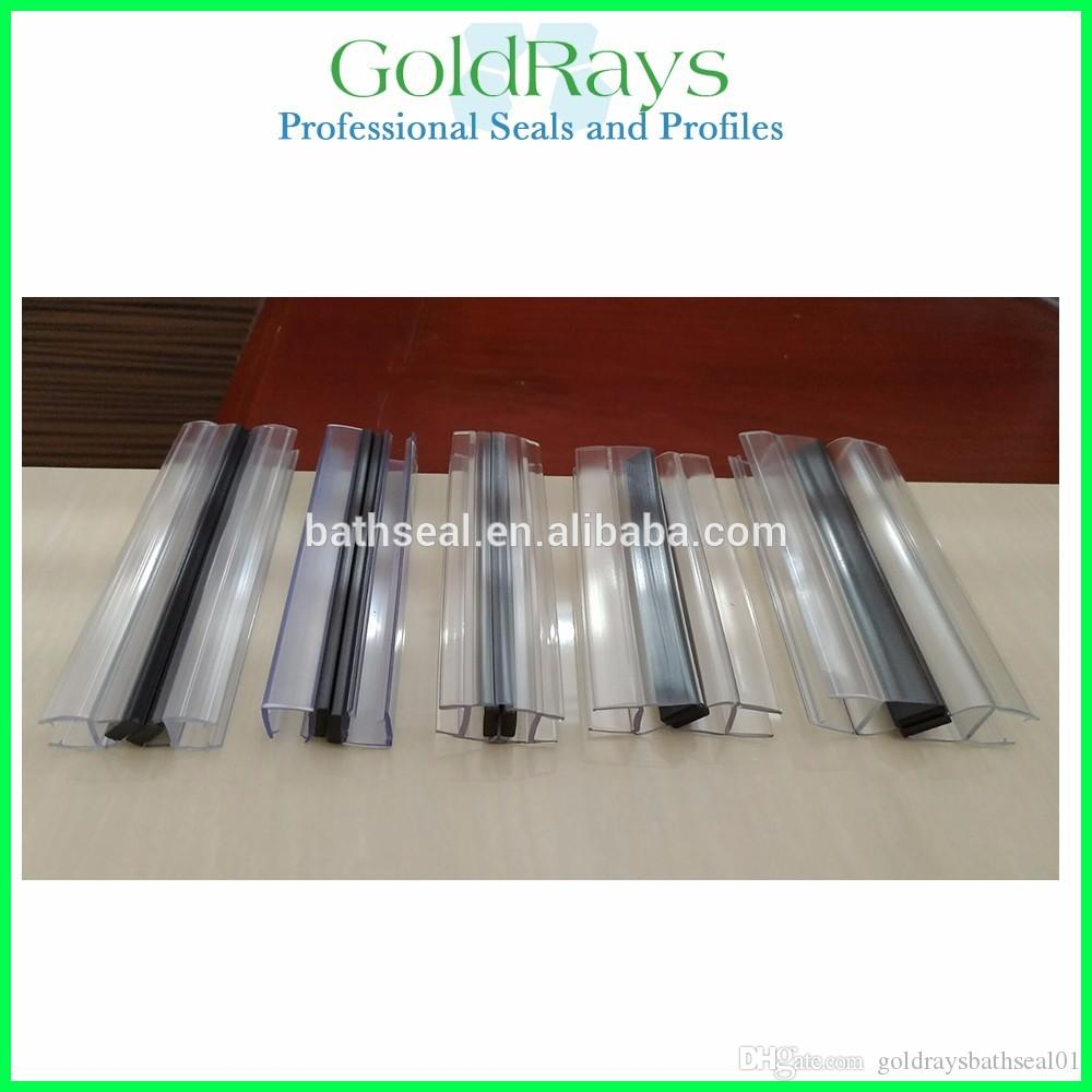 Factory Price Plastic Magnetic Door Strips Sliding Doors System