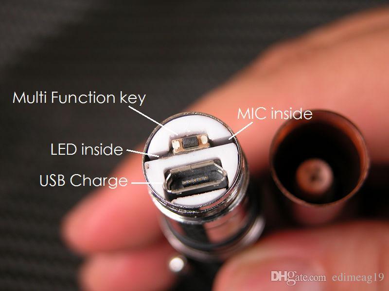 EDIMAEG Caneta Bluetooth de Alta Qualidade com Fone de Ouvido sem fio 50-60 cm Longa Distância de Transmissão Pode Escolher Durante A Escrita, 1 # única caneta, 2 # completo