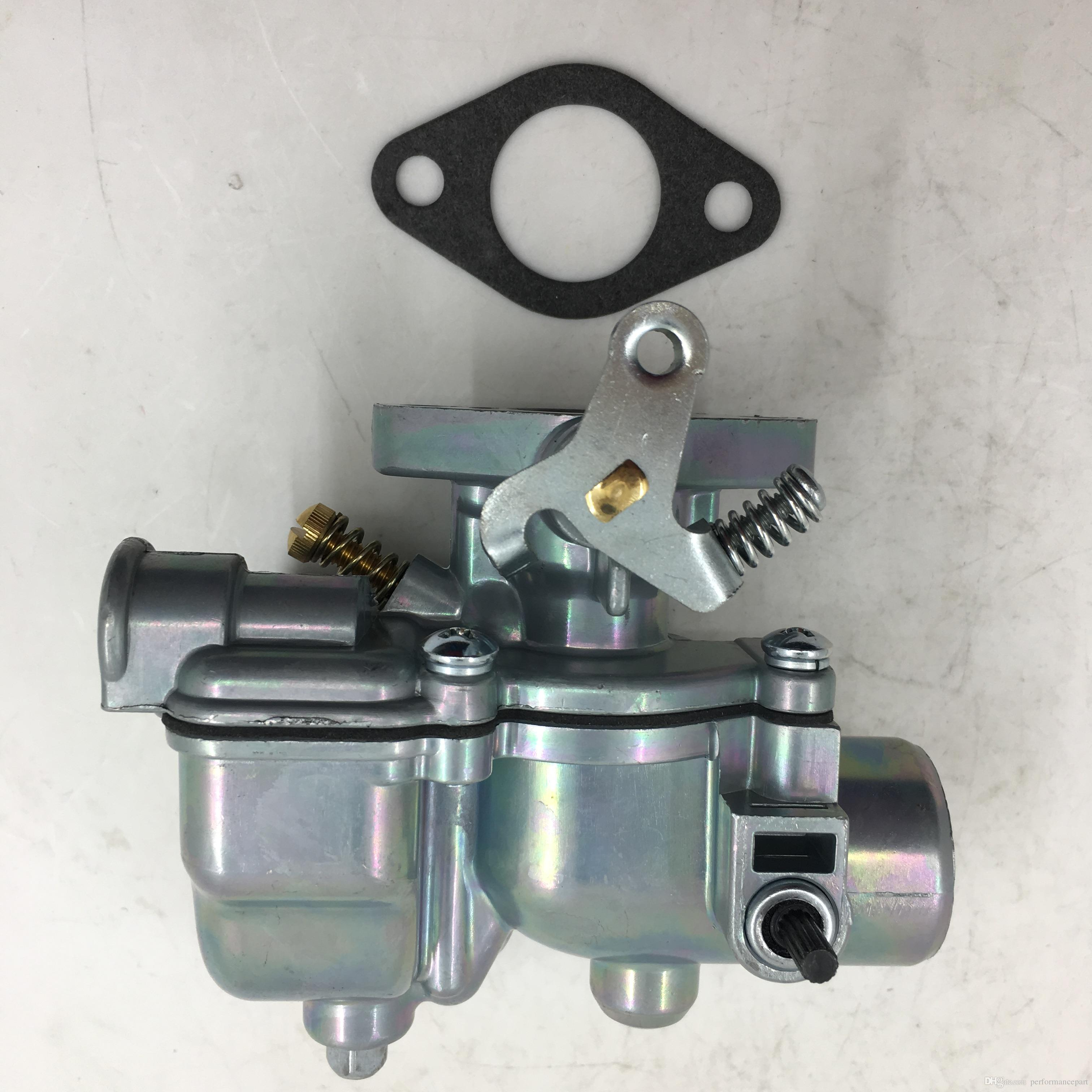 SherryBerg carburetor carb Marvel Schebler Style Carburetor for Case-IH  Tractors Cub 154 184 185 C60 carb 251234R91