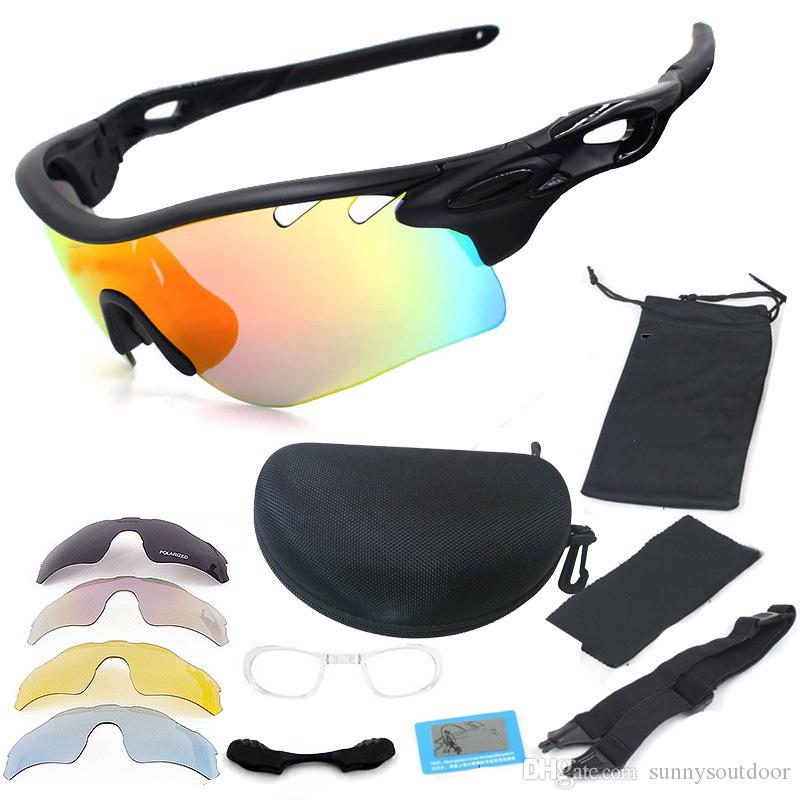 403c0db6ff 2019 Outdoor Sports Fashion Fishing Sunglasses Tactical Glasses Five Lens  Changeable Glasses Polarized Fashion Cycling Sports Sunglass From  Sunnysoutdoor