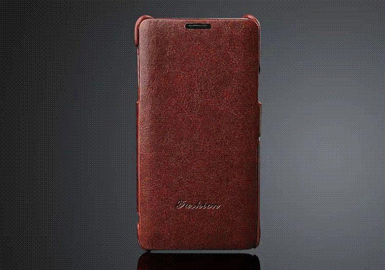 best authentic afff5 e2f5e New Fashion 100% Genuine Leather Flip Cover Case for Samsung Galaxy Note 4  N9100 Note4 High Quality Brand Original Exquisite