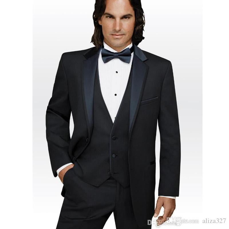 Grosshandel Mens Klassische Anzuge Neue Herren Anzuge Hochzeit Anzug