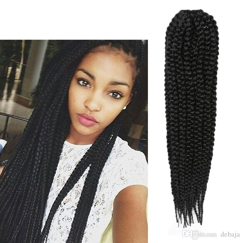 Synthetic senegalese twist box braid hair 14 12rootssmall havana see larger image pmusecretfo Gallery