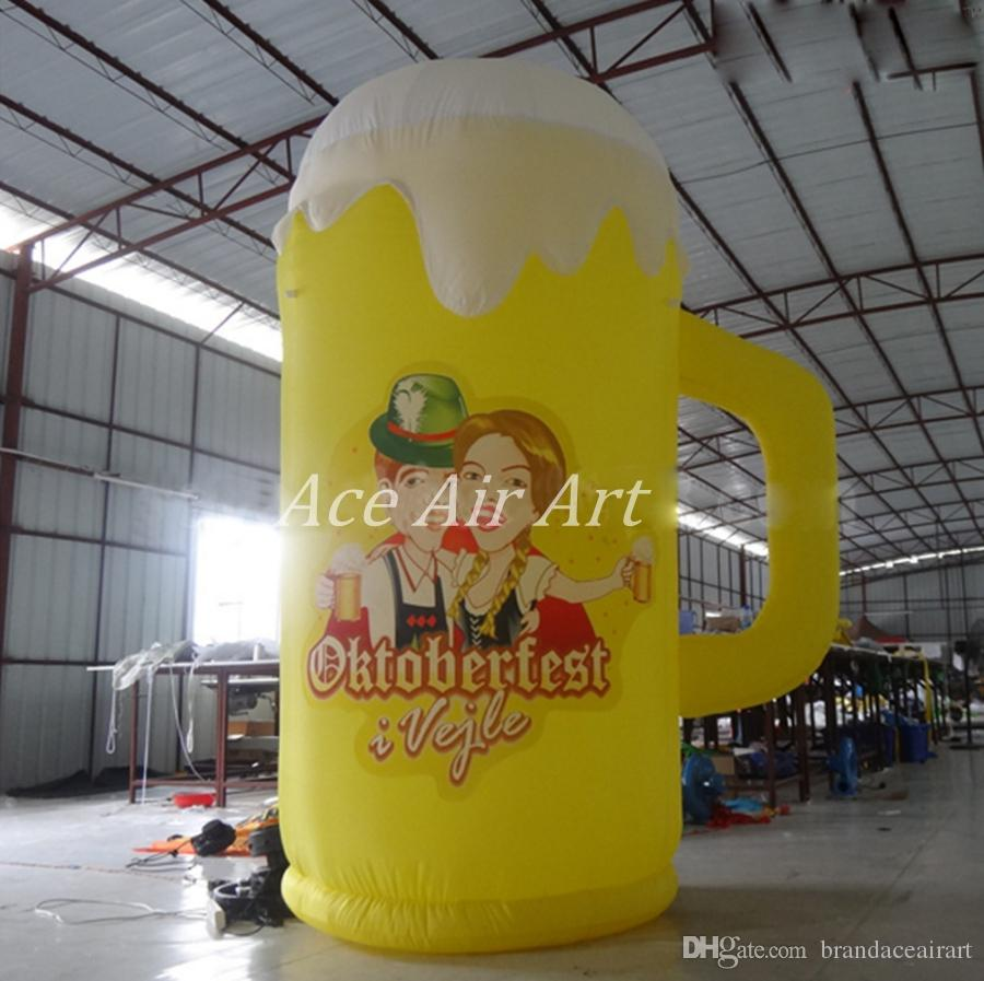 8b076839e 2019 3 M Tall Giant Beautiful Inflatable Beer Cup Model Replica For Sale  And Advertising On Ground From Brandaceairart, $341.71 | DHgate.Com