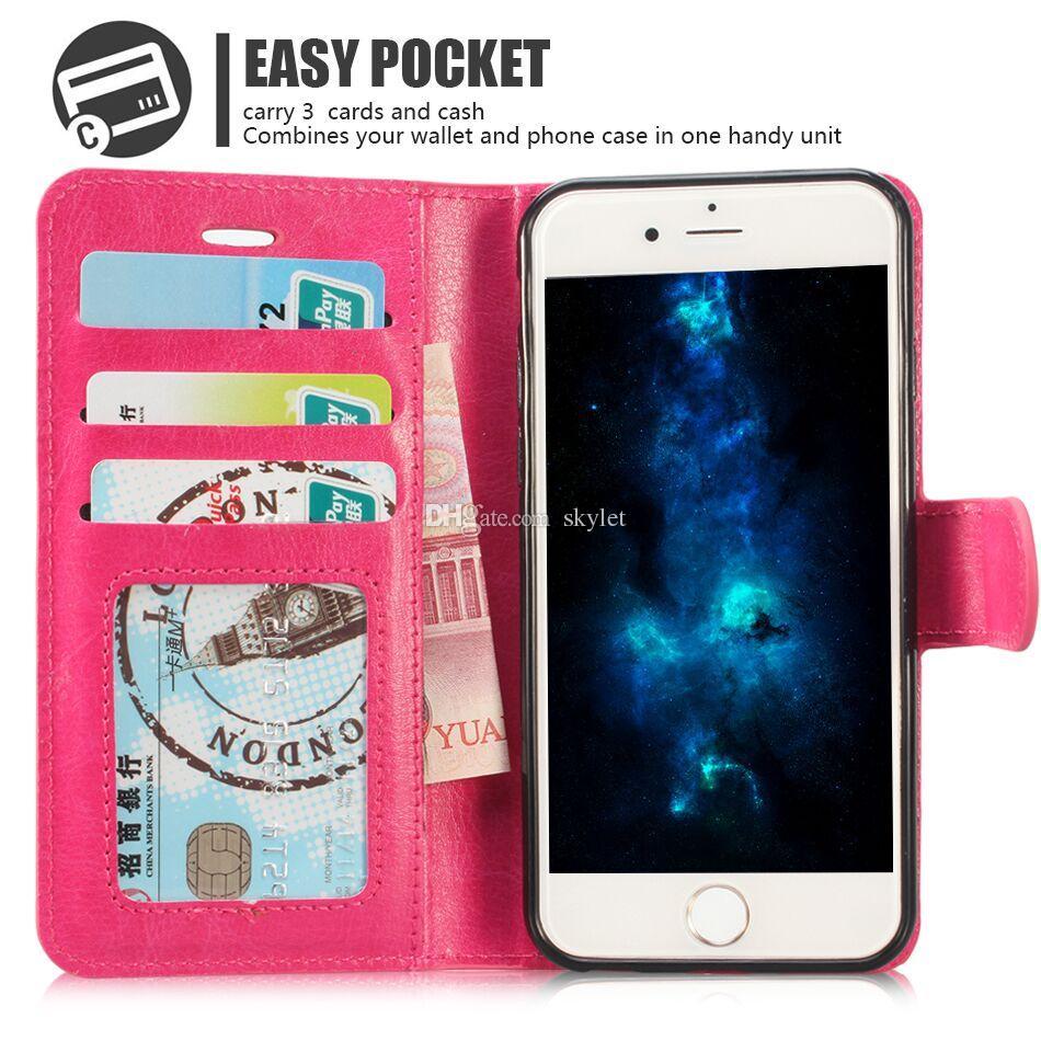 Für 12 iPhone 11 PRO XS MAX XR-Telefon-Kasten PU-Mappen-Kästen mit Foto-Rahmen Slot Leder-Hülle für S10 S10 PLUS Hinweis 9 S9 PLUS Note20