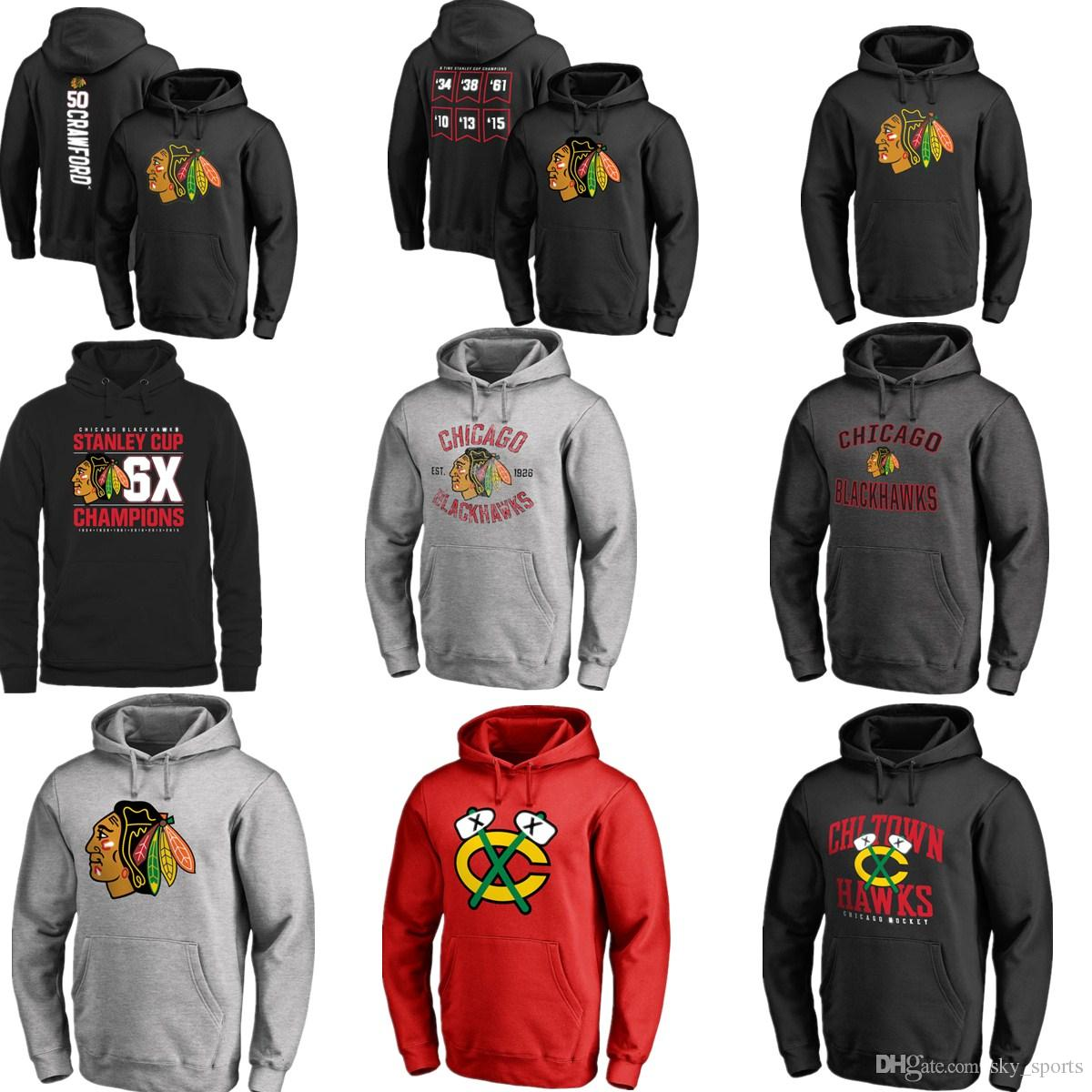 best website 659bb 2587a Name Sky Toews And From Nhl 2019 19 Dhgate 88 Chicago ...