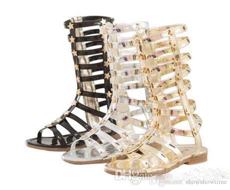 New Casual Children Gladiator Sandals