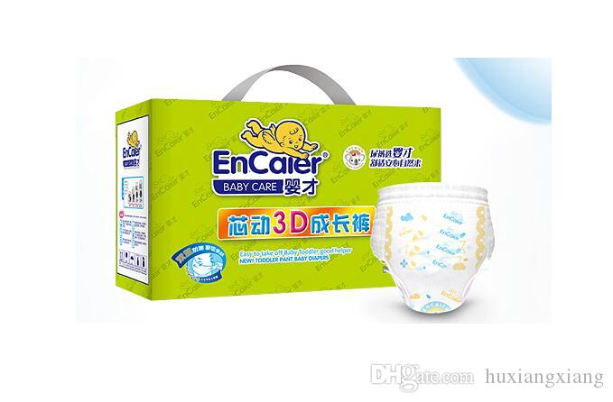 Lowest Price Factory sale Wholesale Baby Diapers Economy Pack Three-demensional leakproof locks in urine Ultra-Thin and soft W17JS453