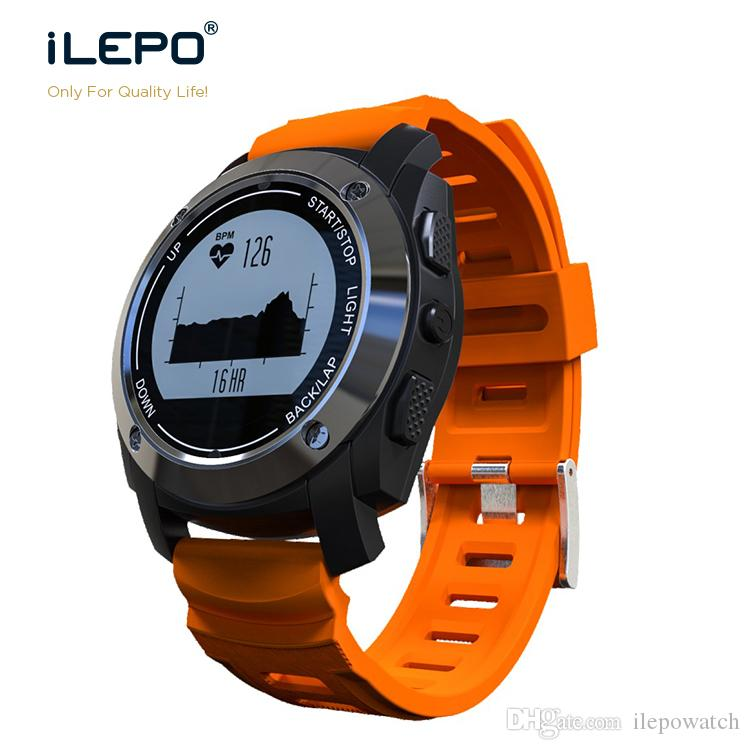 Life waterproof smart watch S928 with ECG mode dynamic heart rate sleep monitor sports fitness tracking wrist watches for android ios phone