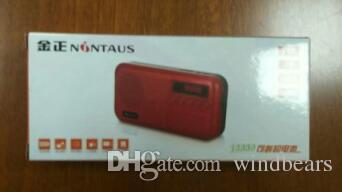 Portable Hifi mini digital FM radio Speaker Older men Radio with 18650 battery portable MP3 Player amplifier U disk TF card SC-862