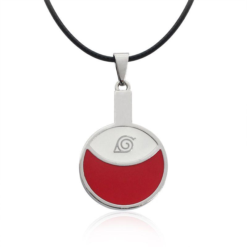 Wholesale New Design Anime Naruto Pendant Necklaces Uchiha Itachi