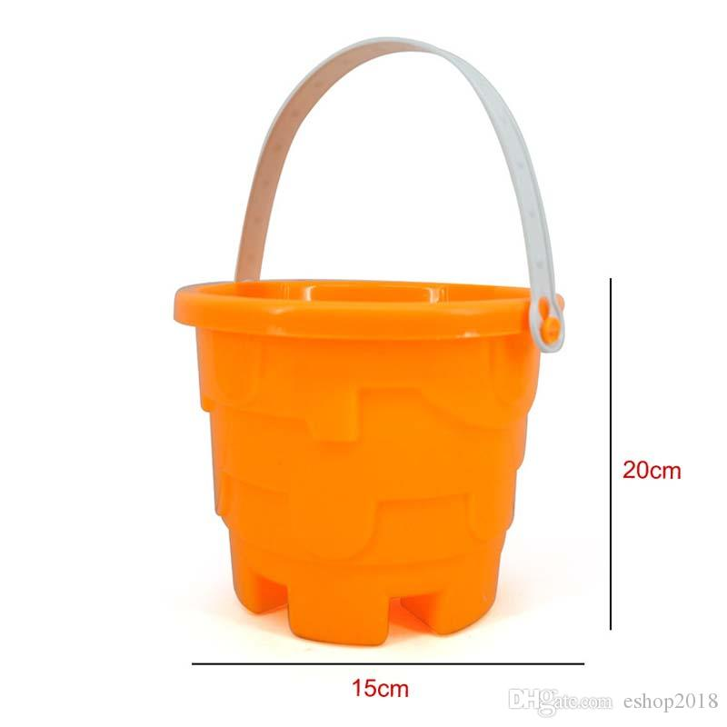 Factory direct sales beach toy car play sand shovels hourglass barrels large beach toys suit water guns