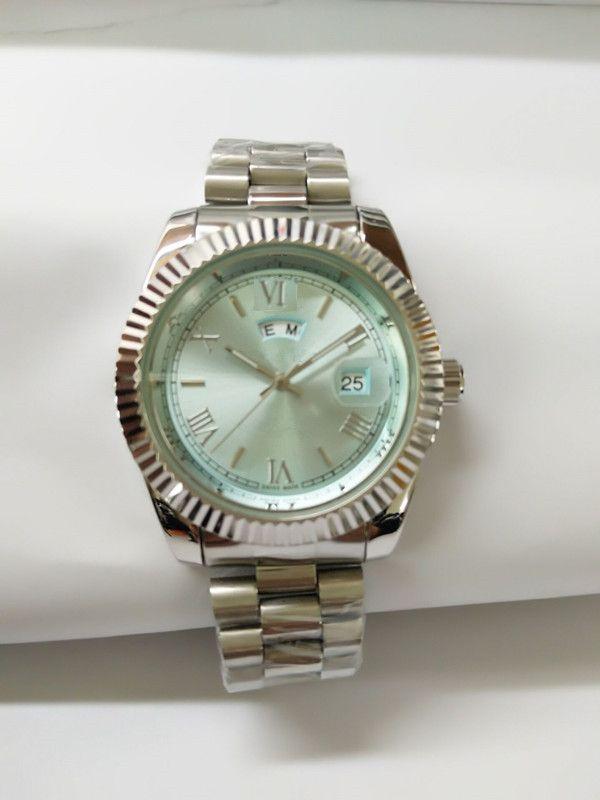 fa1c326844047 40 Mm Luxury Automatic Double Calendar 16233 Quartz Watch Brand ...