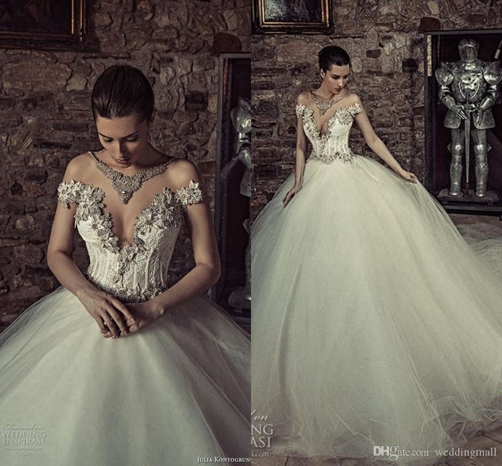 Charmant Arabische Brautkleider Galerie - Brautkleider Ideen ...