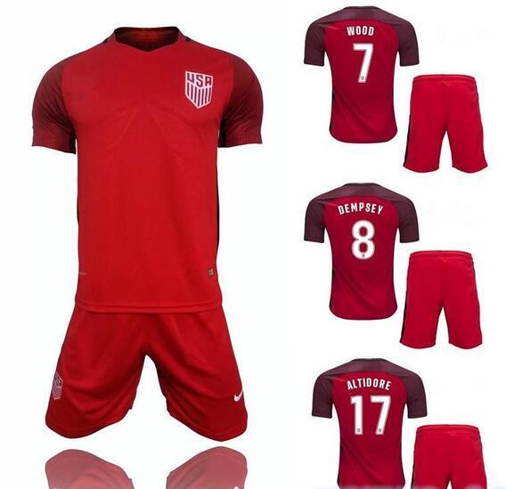 b7afa91c7 usa jersey - fba.org.br