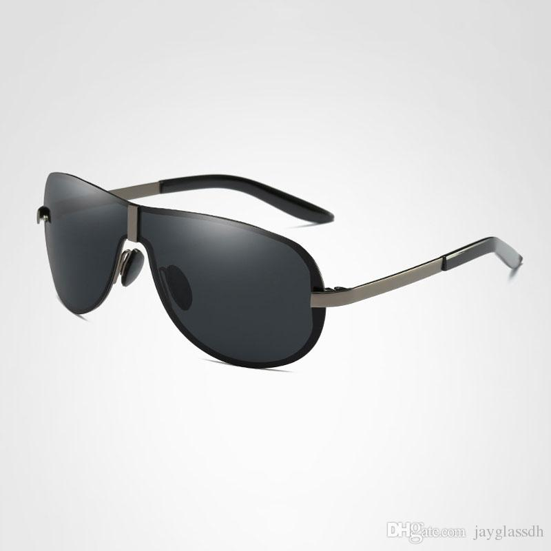 a860450110 2018 New Arrival Brand Designer Fashion Travel Frog Men Good Quality  Sunglasses Classic Rimless Male Polarized Driving Sunglasses Goggle Native  Sunglasses ...