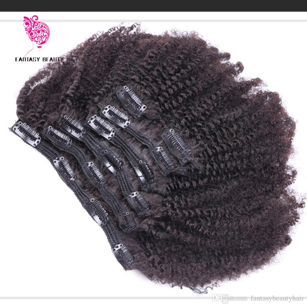Peruvian real human hair clip in extensionsclip in curly hair 36 pmusecretfo Choice Image