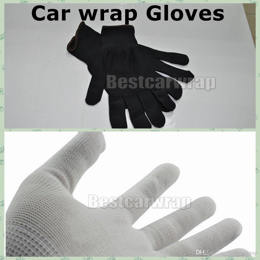 1xKnife / 2x cortador y Imán / 3M escobilla de goma 1x Knifeless cinta / 1 par de guantes # para la ventana del coche del abrigo Herramientas tinte kits