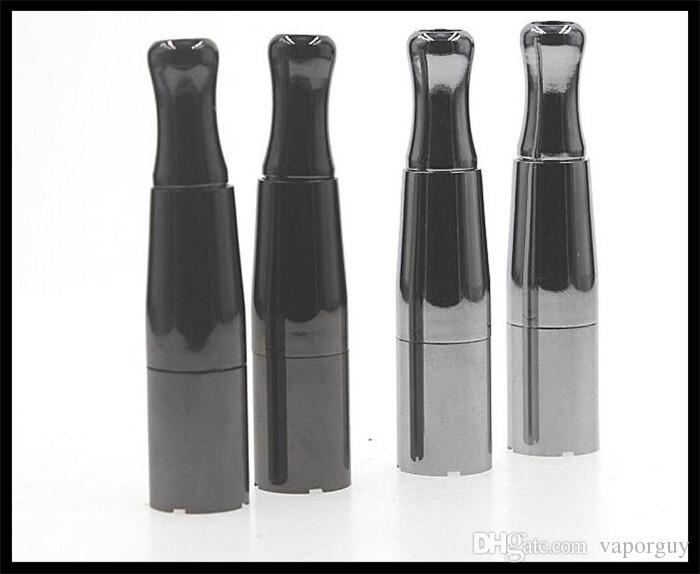 Kuvars çift bobin puf vape kalem atomizer derin kase seramik odası balmumu eki buharlaştırıcı ego-d dab tırnak sigara tankı 510