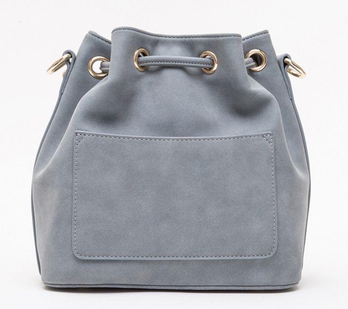 Neue schräge mund seil rucksack frauen doppel schulter umhängetasche weibliche mode PU pentagramm eimer tasche no173