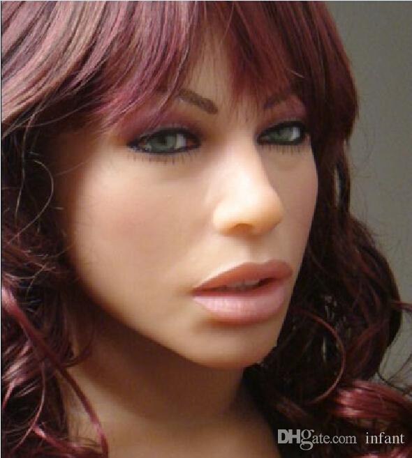Bambola del sesso orale gli uomini Mezza bambola in silicone amore vagina allestita con bambolina silicone silicone pieno mini, NUOVO sesso, s