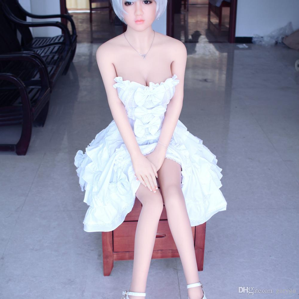 Chinese Girl Mulan 145cm Reallife Size Sex Doll Realistic Skin With Skeleton Anal Oral Vagina Masturbator Silicone Doll HGDOLL
