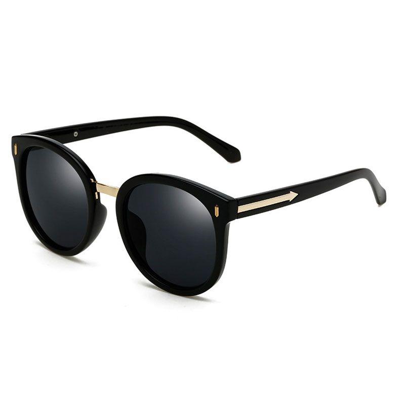 22c847a84 Polarized Sunglasses 2018 Hot Brand Arrows Round Sun Glasses Luxury Oversize  Women Sun Glasses Vintage UV400 Oculos De Sol Feminino Polarized Sunglasses  ...