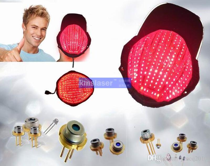 Laser do tampão do crescimento do cabelo do diodo emissor de luz para o crescimento do cabelo Laser do tampão do crescimento do cabelo do diodo emissor de luz do anti para o uso pessoal